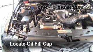 2005-2009 Ford Mustang: Fix Oil Leaks