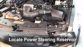 Fix Power Steering Leaks Ford Mustang (2005-2009)