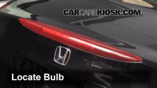Third Brake Light Bulb Change Honda Accord (2003-2007)