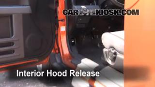 Open Hood How To 2003-2011 Honda Element