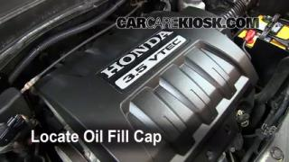 2003-2008 Honda Pilot Oil Leak Fix
