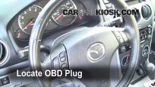Engine Light Is On: 2003-2008 Mazda 6 - What to Do