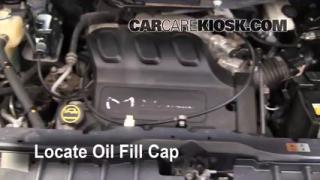 Oil & Filter Change Mazda MPV (2000-2006)