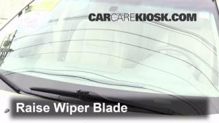 Front Wiper Blade Change Mercury Milan (2006-2011)