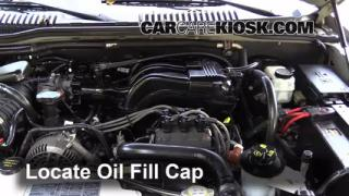 How to Add Oil Mercury Mountaineer (2002-2010)