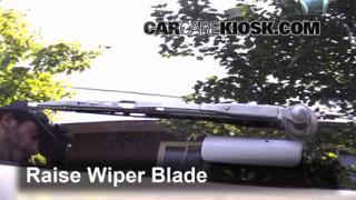 Rear Wiper Blade Change Mercury Mountaineer (2002-2010)