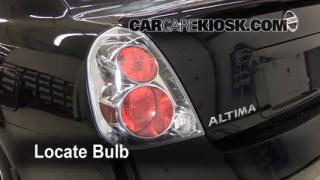 Reverse Light Replacement 2002-2006 Nissan Altima