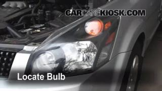 Headlight Change 2004-2009 Nissan Quest