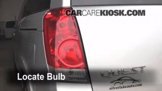 Tail Light Change 2004-2009 Nissan Quest