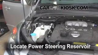 Power Steering Leak Fix: 2004-2009 Nissan Quest