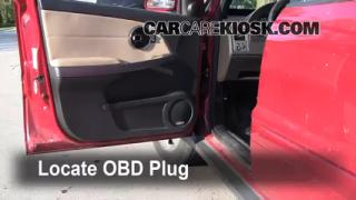 Engine Light Is On: 2002-2007 Saturn Vue - What to Do