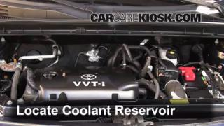 How to Add Coolant: Chevrolet HHR (2006-2011)