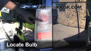 Brake Light Change 2006-2011 Chevrolet HHR