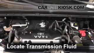 Add Transmission Fluid: 2006-2011 Chevrolet HHR