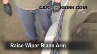 Rear Wiper Blade Change Subaru Forester (2003-2008)