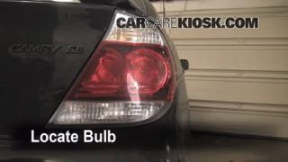 Brake Light Change 2002-2006 Toyota Camry