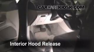 Open Hood How To 2002-2006 Toyota Camry