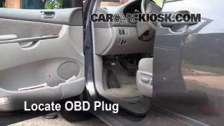 Engine Light Is On: 2004-2010 Toyota Sienna - What to Do