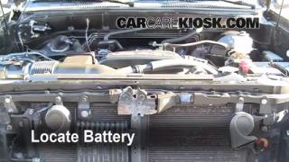 How to Clean Battery Corrosion: 2000-2006 Toyota Tundra