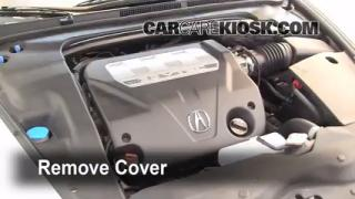 How to Clean Battery Corrosion: 2004-2008 Acura TL