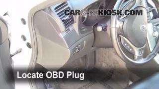 Engine Light Is On: 2004-2008 Acura TL - What to Do