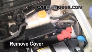 Blown Fuse Check 2007-2011 Chevrolet Aveo5