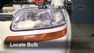 Headlight Change 2007-2011 Chevrolet Aveo5