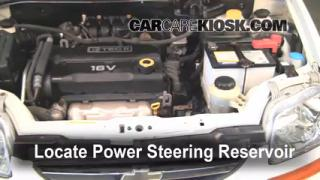 Power Steering Leak Fix: 2007-2011 Chevrolet Aveo5
