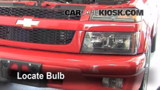 Headlight Change 2004-2012 Chevrolet Colorado