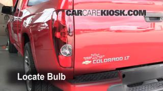 Reverse Light Replacement 2004-2012 Chevrolet Colorado