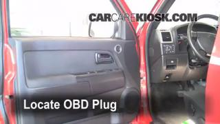 Engine Light Is On: 2004-2012 Chevrolet Colorado - What to Do
