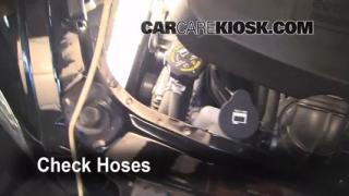 2006-2011 Chevrolet HHR Hose Check