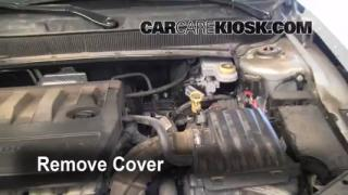 How to Jumpstart a 2007-2010 Chrysler Sebring