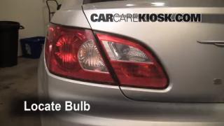 Brake Light Change 2007-2010 Chrysler Sebring