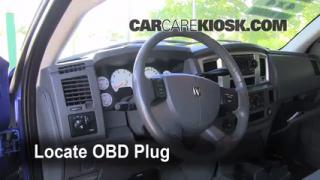 Engine Light Is On: 2006-2008 Dodge Ram 1500 - What to Do