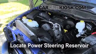 Fix Power Steering Leaks Dodge Ram 1500 (2006-2008)