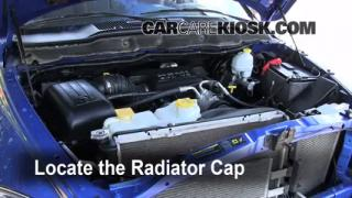 Coolant Flush How-to: Dodge Ram 1500 (2006-2008)