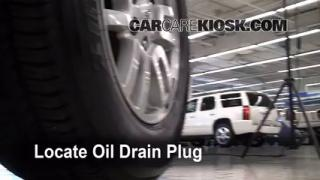 Oil & Filter Change Ford Expedition (2003-2013)