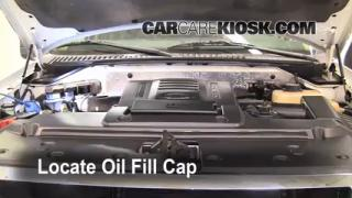 How to Add Oil Ford Expedition (2003-2013)