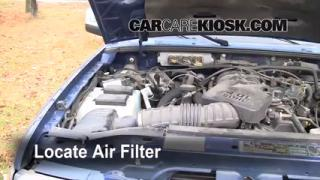 Air Filter How-To: 1998-2011 Ford Ranger