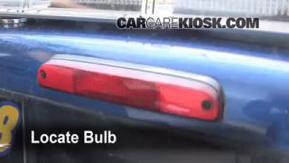 Third Brake Light Bulb Change Ford Ranger (1998-2011)