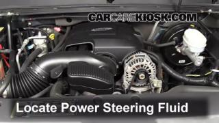 Follow These Steps to Add Power Steering Fluid to a Chevrolet Suburban 1500 (2007-2013)