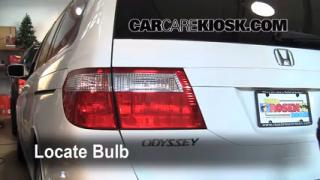 Reverse Light Replacement 2005-2010 Honda Odyssey