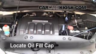 How to Add Oil Honda Odyssey (2005-2010)