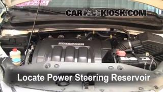 Power Steering Leak Fix: 2005-2010 Honda Odyssey