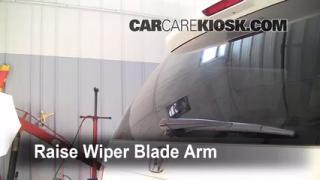 Rear Wiper Blade Change Honda Odyssey (2005-2010)