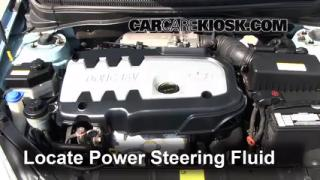 Power Steering Leak Fix: 2001-2005 Kia Rio
