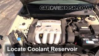Coolant Flush How-to: Kia Optima (2006-2010)