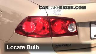 Brake Light Change 2006-2010 Kia Optima