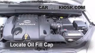 2007-2010 Kia Rondo: Fix Oil Leaks